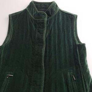 Weatherproof Emerald Green Vest